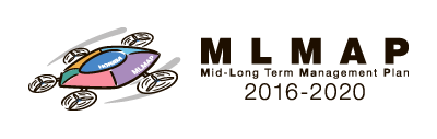 Mid-Long Term Management Plan (MLMAP) Logo